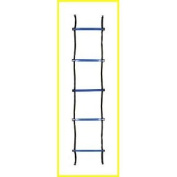 Champion Sports Sectioned Agility Ladder Set