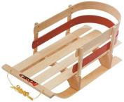 Flexible Flyer Wooden Pull Sled - Natural