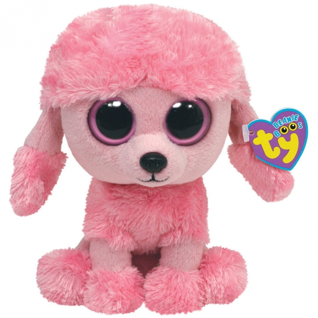 89a7e42053a TY Beanie Boos - PRINCESS the Pink Poodle by Ty - Shop Online for ...