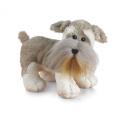 Webkinz Schnauzer Dog Plush Toy with Sealed Adoption Code