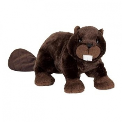 Webkinz Plush Stuffed Animal Beaver