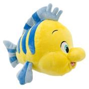 Flounder Plush - Little Mermaid Flounder Stuffed Toy