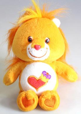 Care Bears Brave Heart Lion 20cm Plush