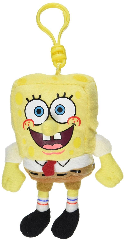 34b0e785cc2 Ty Beanie Keychain - Spongebob by Ty - Shop Online for Toys in Australia