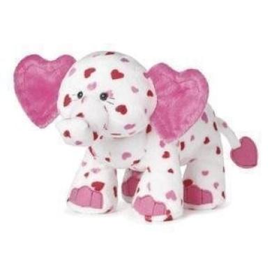 Webkinz Plush Stuffed Animal Eluvant