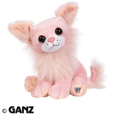 Webkinz Plush Stuffed Animal Chi Chi Chihuahua