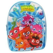 Trade Mark Collections Moshi Monsters Backpack with Front Pocket
