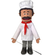 ''Chef Luigi'', 60cm Full Body Puppet, -Affordable Gift for your Little One! Item #DSPU-SP2304