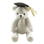23cm Autograph Graduation Bear