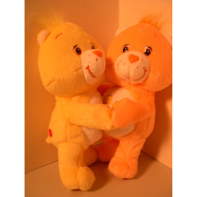 Care Bears 18cm Friend and Funshine Pals Plush