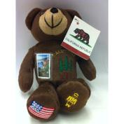 California Republic Stamp Bear