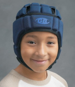 Soft Protective Helmet, Size Small (19.5-50cm ), Blue
