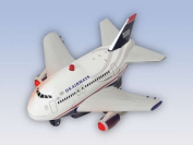 Daron Worldwide Trading TT902 Usairways Pullback with Light and Sound - New Livery
