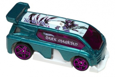 Yugioh Exclusive Hot Wheels Limited Edition 1:64 Vehicle Die-cast Car