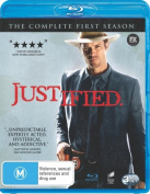 Justified: Season 1 [Region B] [Blu-ray]