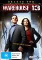 Warehouse 13:  Season 2 [Region 4]