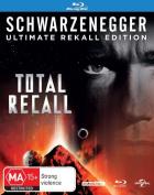 Total Recall (1990)  [Region B] [Blu-ray]