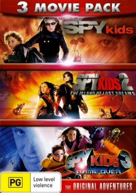 Spy Kids: 1-3 Triplepack