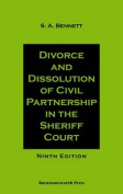 Divorce and Dissolution of Civil Partnership in the Sheriff Court