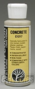 C1217 Earth Colour Concrete 120ml WOOU1517 DESIGN PRESERVATION MODELS