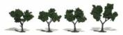 Ready-Made Tree, Medium Green 5.1cm x 7.6cm