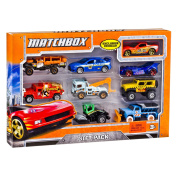 Matchbox 9-Car Gift Pack (Styles May Vary) MBXV7111 MATCHBOX