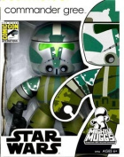 Star Wars Mighty Muggs COMMANDER GREE Exlusive figure [RARE]