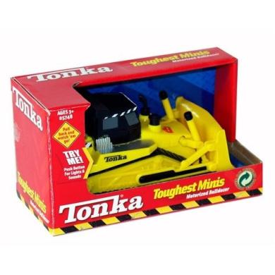 Tonka Toughest Minis Bulldozer