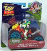 Toy Story Buzz Lightyear Backyard Patrol Rescue Buggy
