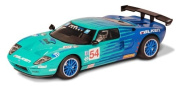 Scalextric C3136 1:32 Scale Ford GT-R Black Swan High Detail Slot Car