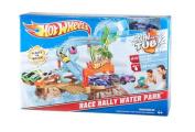 Hot Wheels Race Rally Water Park Playset