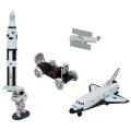 Space Explorer Rocket Adventure Fleet Playset