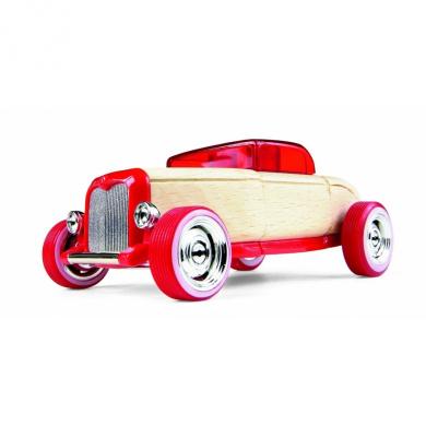 Mini Automoblox Hot Rod HR1 - Red