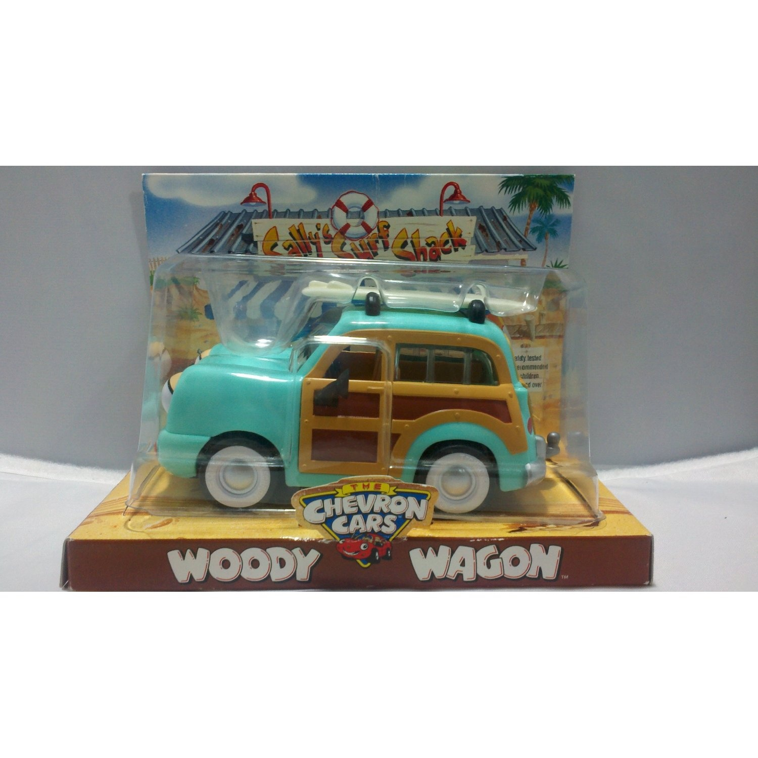 Chevron Toy Car Woody Waggon By Chevron Shop Online For Toys In
