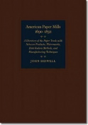 American Paper Mills, 1690-1832