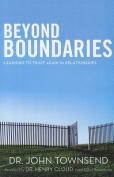 Beyond Boundaries [Large Print]