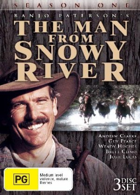 The Man From Snowy River: Season 1 (3 Discs)