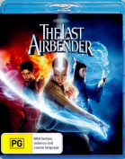 The Last Airbender [Region B] [Blu-ray]