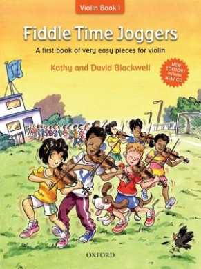 Fiddle Time Joggers + CD: A first book of very easy pieces for violin (Fiddle Time)