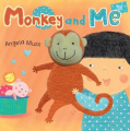 Monkey and Me [With Finger Puppets] [Board Book]