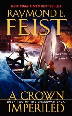 A Crown Imperiled (Chaoswar Saga)