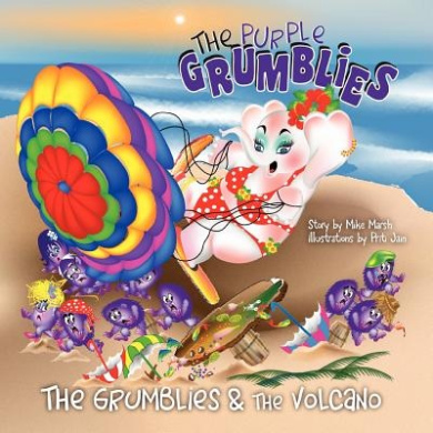 The Grumblies & the Volcano