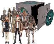 Doctor Who Series 5 PANDORICA Action Figure Set