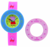Peppa Pig - Time Teaching Watch