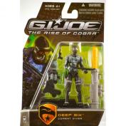 G.I. Joe The Rise of Cobra Action Figure - Deep Six Combat Diver