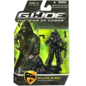 G.I. Joe The Rise of Cobra Action Figure - Snake Eyes Paris Pursuit