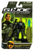 """G.I. Joe The Rise of Cobra Action Figure - Wallace """"Ripcord"""" Weems Reactive Impact Armour"""