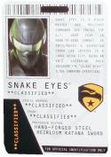 G.I. Joe The Rise of Cobra Action Figure - Snake Eyes City Strike
