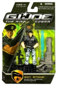 G.I. Joe The Rise of Cobra Action Figure - Sgt. Stone Special Forces Commando