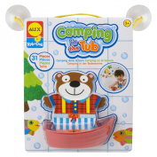 Alex Camping in the Tub